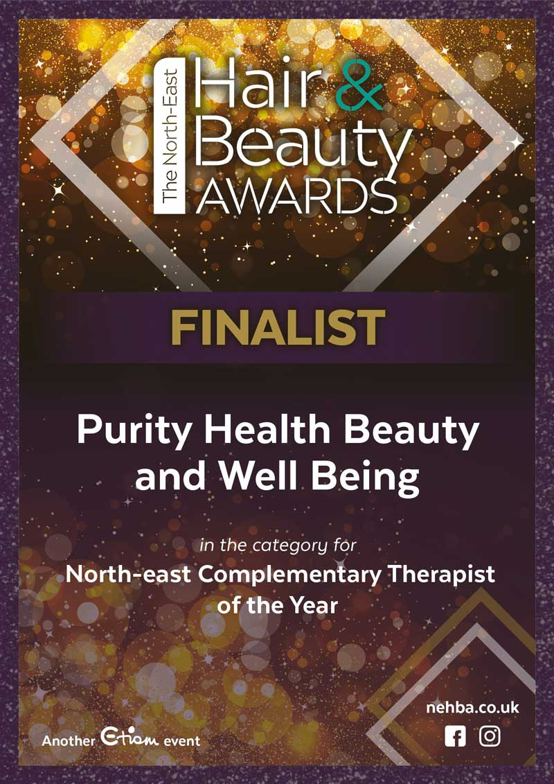 Kerry Purity Fochabers Therapist of the Year Finalist